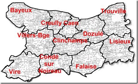 Zones géo