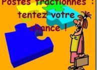 Postes fractionnés bis