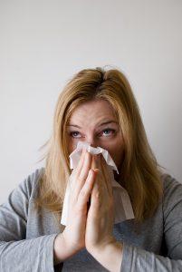 Que dois-je faire si je suis malade ?