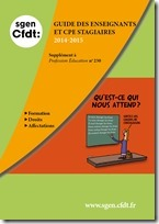 Guide stagiaires 2014