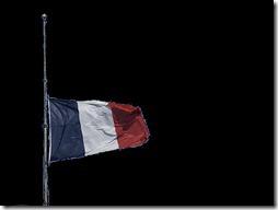 drapeau berne deuil