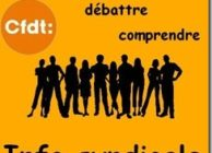 Info syndicale 2