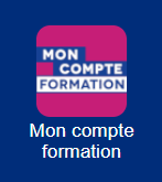 Bouton compte formation