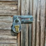 Garden Shed Latch Lock Building  - 12019 / Pixabay